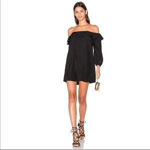 Amanda Uprichard Joanna black dress
